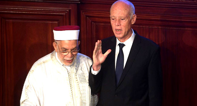 Tunisia, New Tunisia's President Takes Oath Of Office