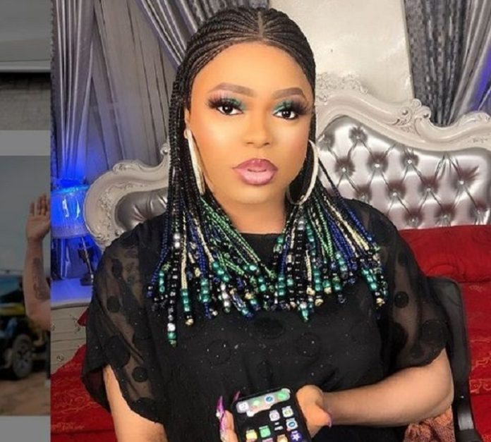 Bobrisky, I Woke Up With Menstrual Pains, Says Bobrisky