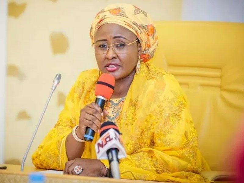 Buhari, Evil People Have Taken Over Nigeria From Buhari: Aisha
