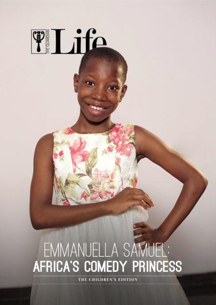 Emmanuella, Emmanuella Samuel: Africa's Comedy Princess