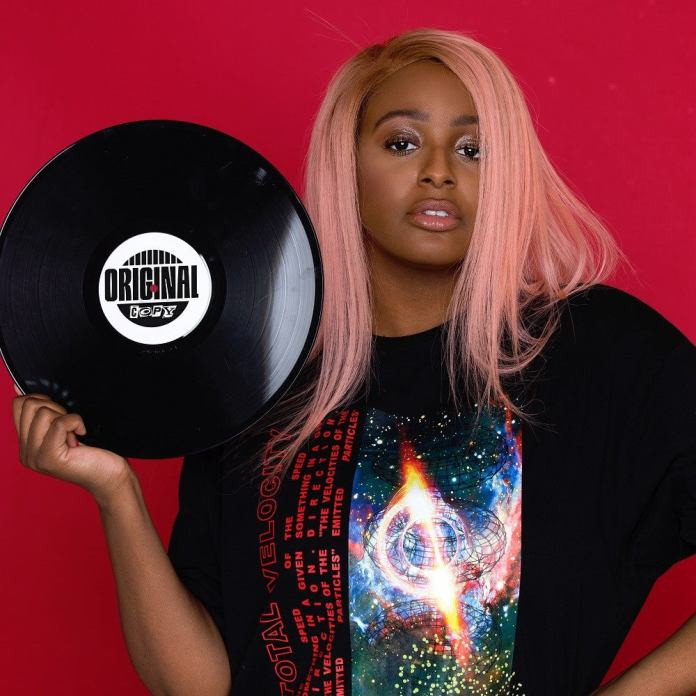 DJ CUPPY, DJ Cuppy Is Wack And Talentless, Her Songs Are Trash: Canadian DJ (Video)