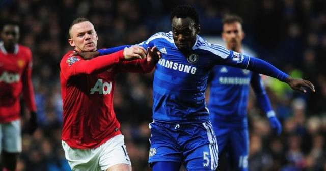 Essien, Essien reveals Chelsea player that persuaded him to reject Man United