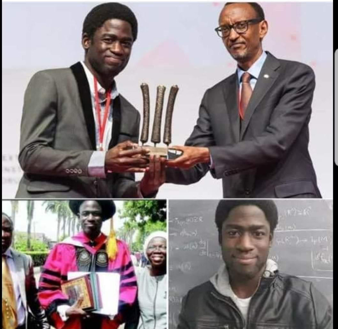 PhD at 24, Meet The Nigerian Genius Who Got His PhD At 24 (Photo)