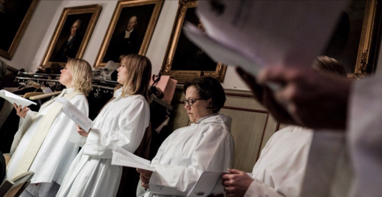 Female Priests Now Outnumber Male Ones In Sweden