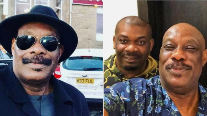 Don Jazzy, See Cute Baby Photo Of Don Jazzy Shared By His Father On Social Media