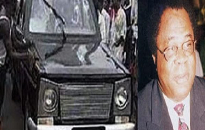Popular Igbo Investor, Nigeria Mourns Death Of Popular Igbo Inventor Izuogu Who Built Z-600 Car In 1997 (Photo)