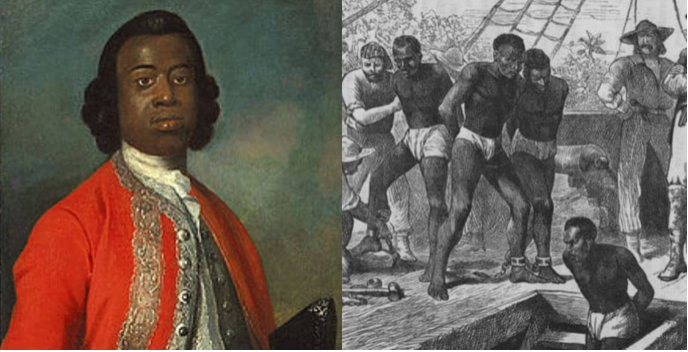Slavery, How An African Boy Sold Into Slavery Turned A Well-known Prince In England