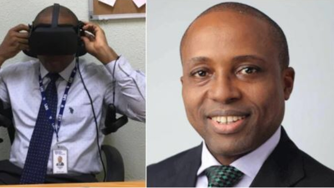 Nigerian Researcher, Meet The Nigerian Researcher Who Won A Grant Of N90m For Virtual Reality Project (Photo)