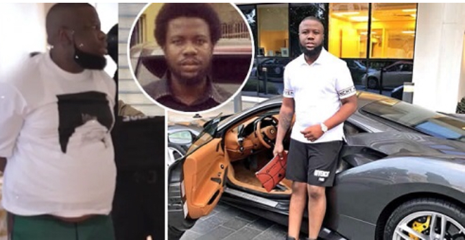 Huhspuppi, 'My Story Ought to Give Poor Nigerians Hope' – Hushpuppi