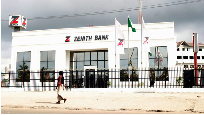 Zenith Bank, Zenith Bank tops in Nigeria by Tier-1 capital
