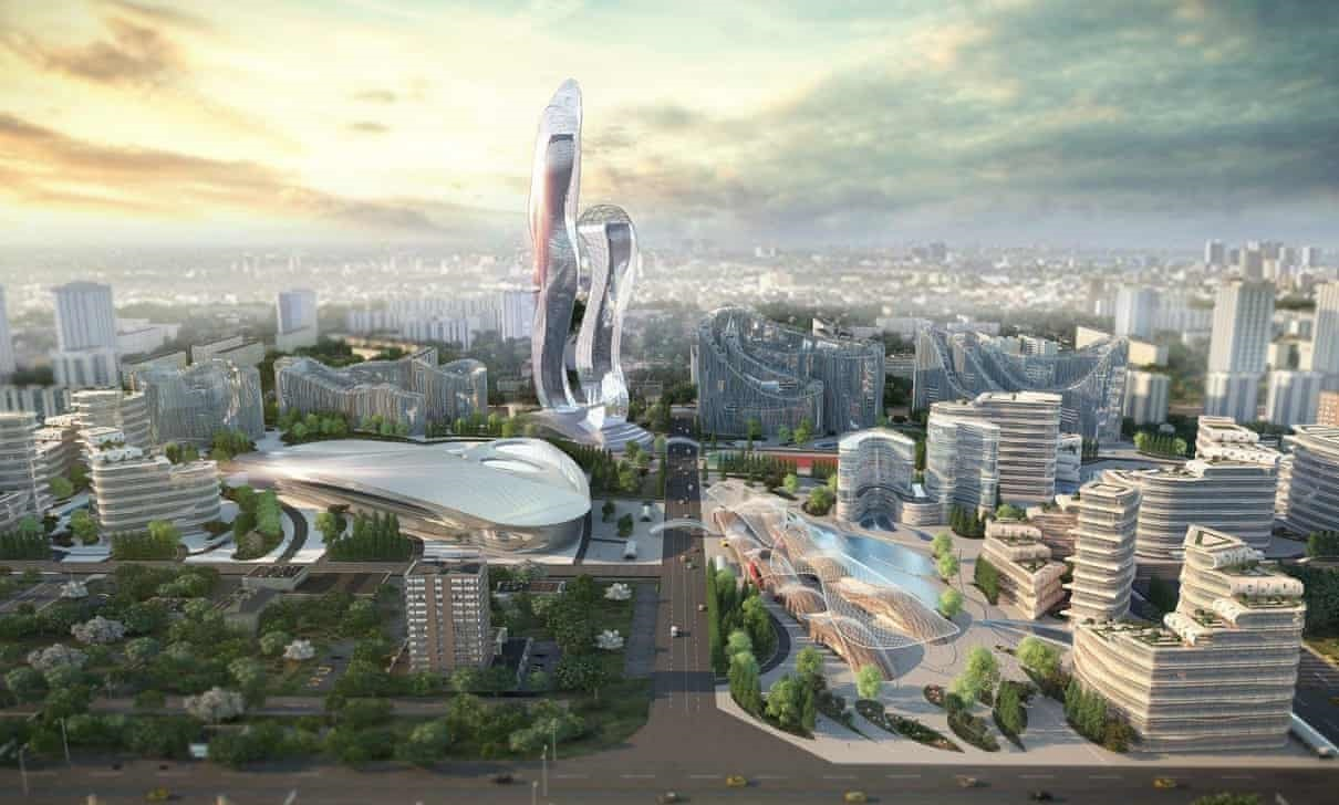 Akon Plans To Build 'Wakanda-Inspired' $6bn City In Senegal