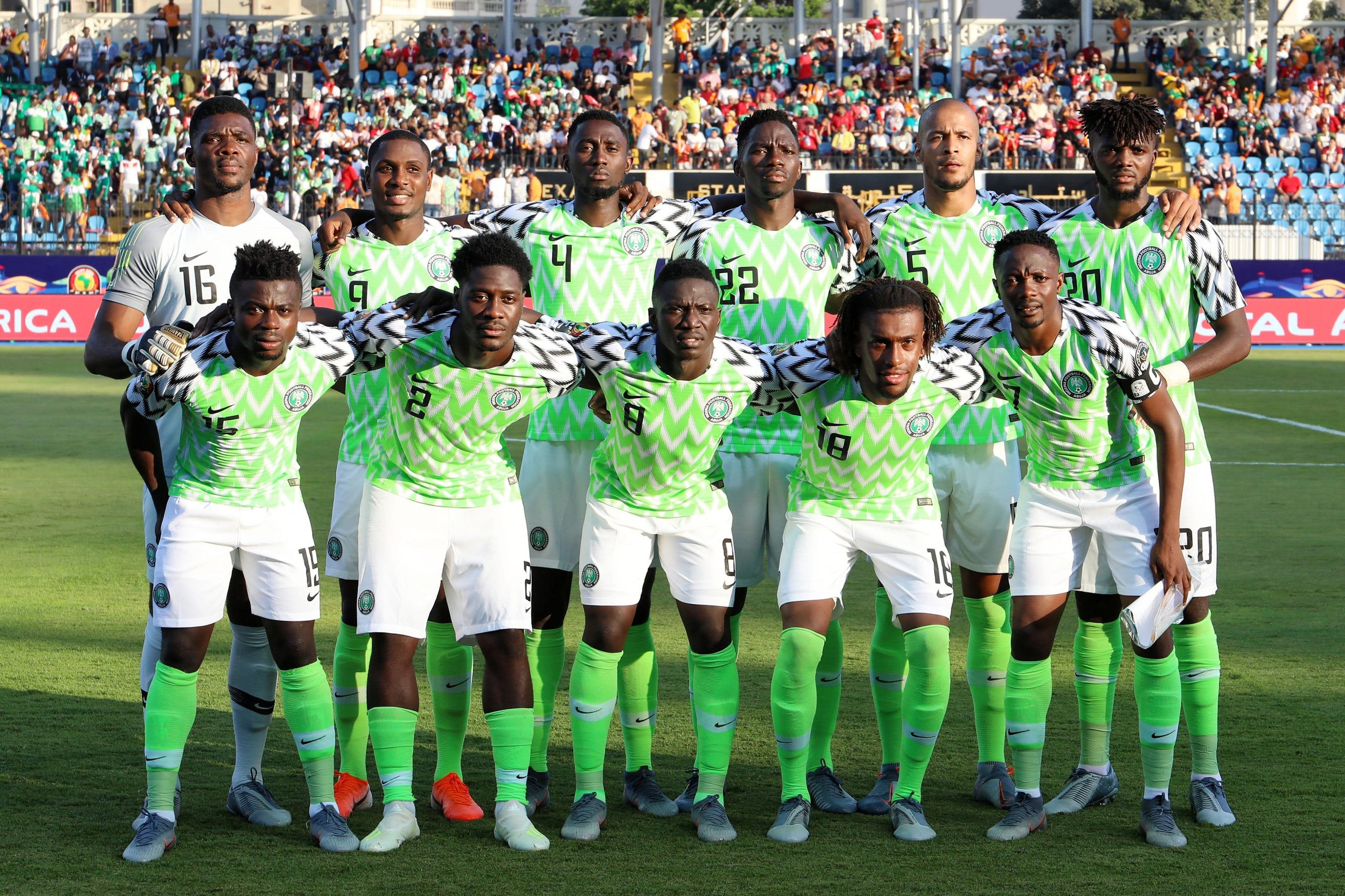 Nigeria ranks 29th in world FIFA ranking
