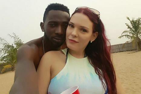 Singer, May D's marriage to his Caucasian wife crashes after 2 years
