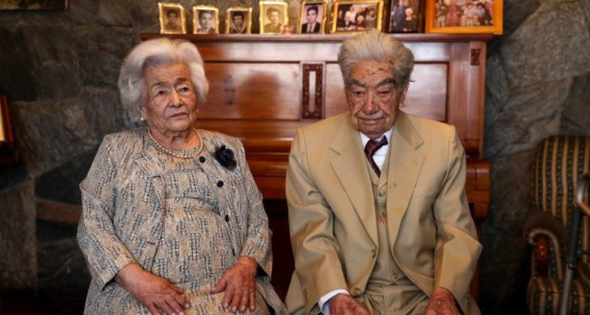Couple, World's Oldest Couple Who Has Been Married For 79 Years Share Their Relationship Secrets