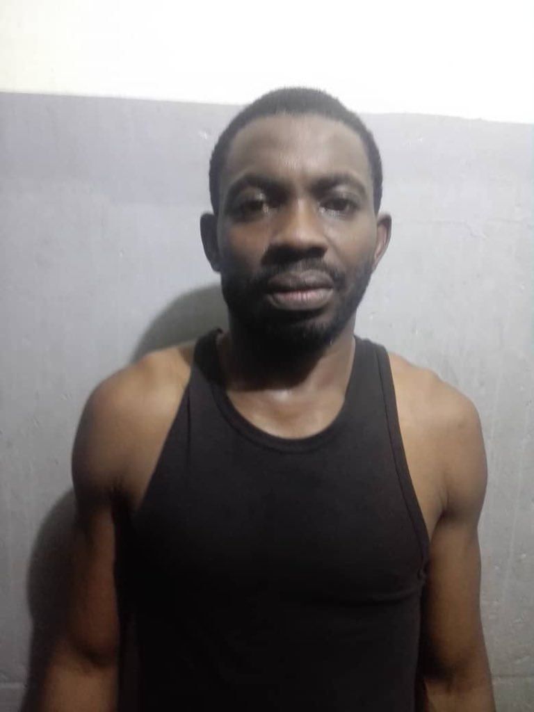 Eze Aiwansone: Police Officer Who Shot His Girlfriend In The Mouth Arrested