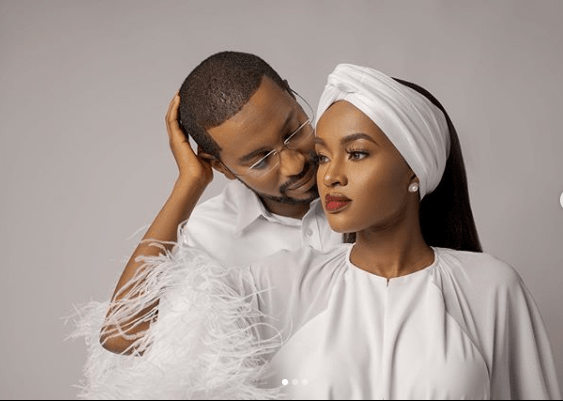 Hanan Buhari, Hanan Buhari Drops Stunning Photos With Turad, Her Husband