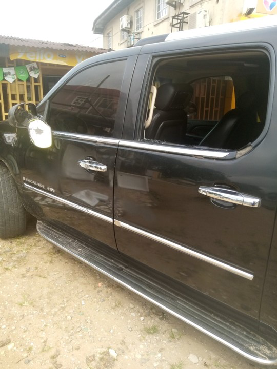 clem ohameze attacked in uyo, Clem Ohameze Attacked In Uyo, Robbed Of His Money, Phones & Injured (Photos)
