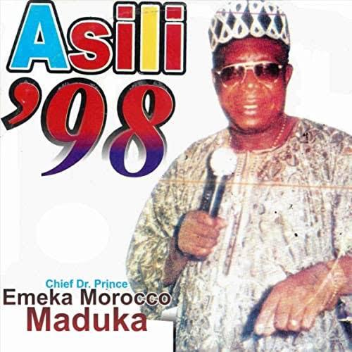 Emeka Morocco, Music legend, Chief Emeka Morocco Maduka is dead