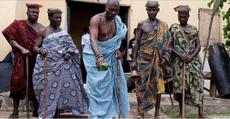 Libation, Libation As An African Culture And Tradition