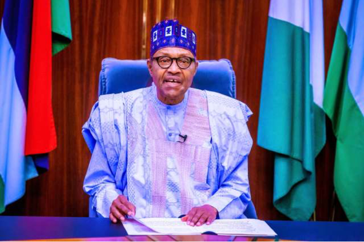 #ENDSARS: It's Your Right To Protest, Buhari Tells Youths