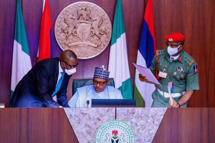 Presidency, Breaking: This is what Buhari is doing on ENDSARS – Presidency finally breaks silence