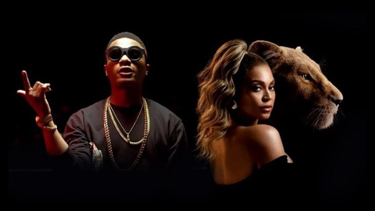 Beyonce and Wizkid, Soul Train Awards: Beyonce & Wizkid Wins Soul Train Award With 'Brown Skin Girl'