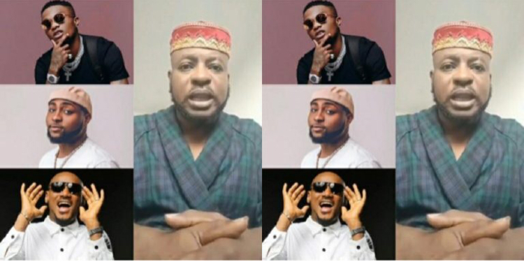 Nigerian man reveals, Nigerian Man Reveals Davido, Wizkid, And 2Face Are Cultists In A Viral Video