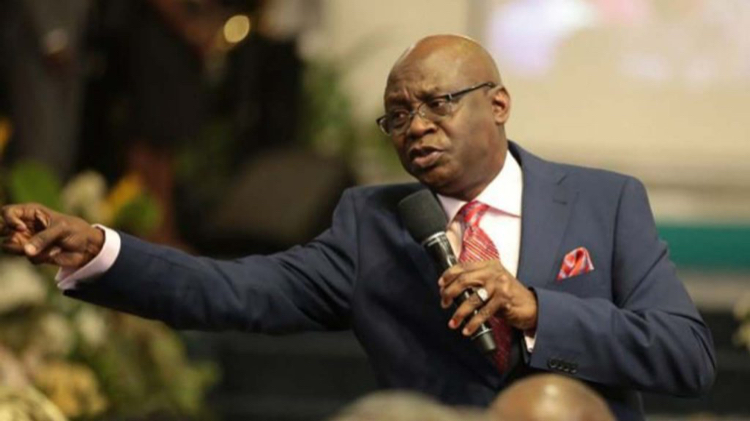 Pastor Tunde Bakare, 2023: I will become President like Joe Biden – Pastor Tunde Bakare