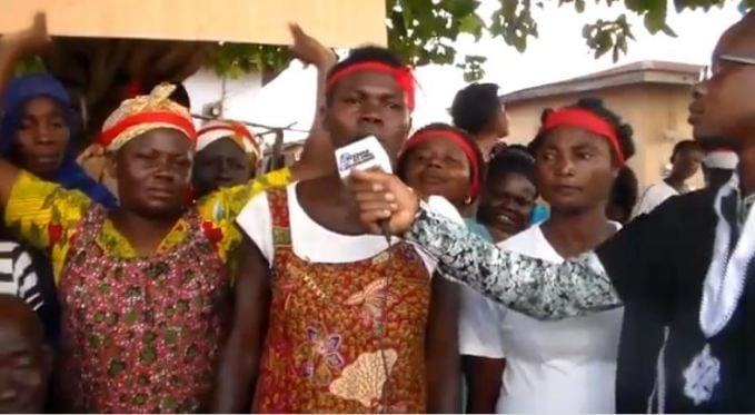 Ghana women, Ghana Election 2020: Pressure Gov't To Fix Our Roads Else We Won't Give You Sex – Nkorang Women To Their Husband's