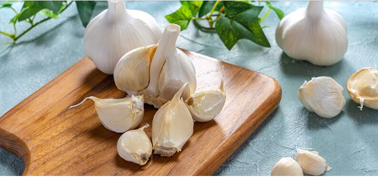 Garlic, See The Health Benefits Of Garlic