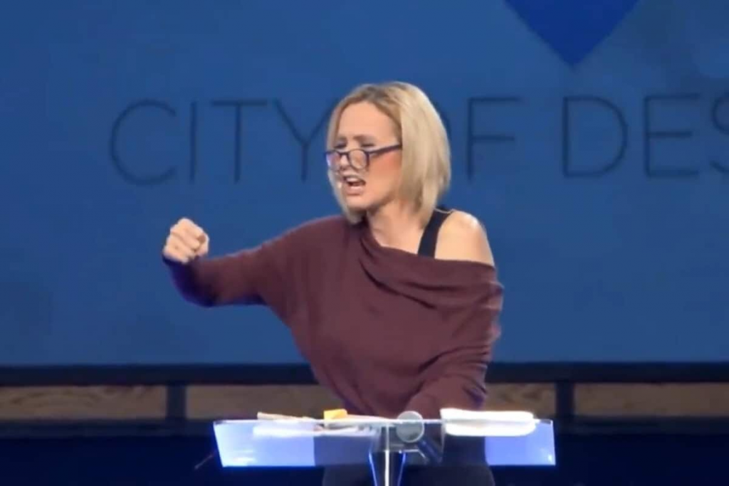 Trump, Paula White: Angels Are Coming From Africa – Trump's Spiritual Adviser Prays (See Video)