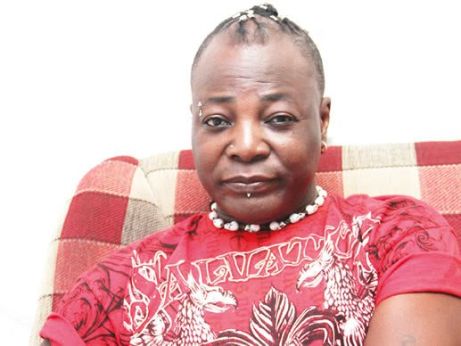 Charly Boy, I Want To Be A Priest In Monastery – Charly Boy Turns 'Born Again' (Photo)