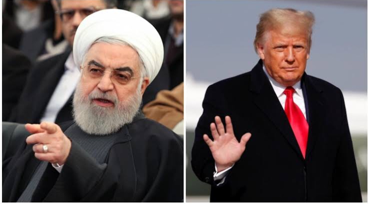 Madman Trump, Rouhani: 'Madman Trump Will Be Hanged After Tenure Like Saddam Hussein'