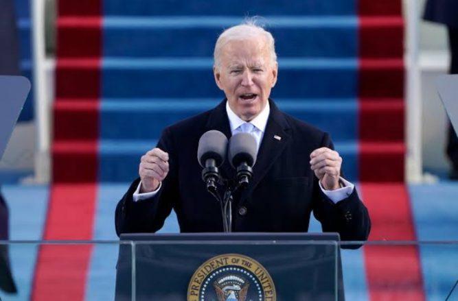 inaugural speech, Full Text of President Joe Biden's Inaugural Speech As 46th American President