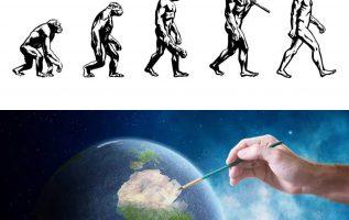 EVOLUTION VS CREATIONISM, EVOLUTION VS CREATIONISM
