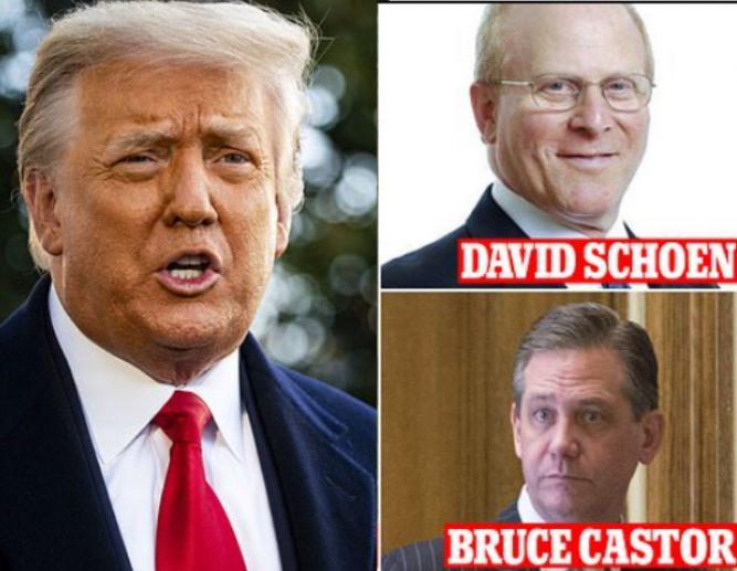 Donald Trump, Donald Trump hires new defence team to fight impeachment