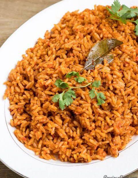 How to make Nigerian jollof rice