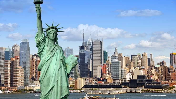 statue of liberty, The Statue of Liberty