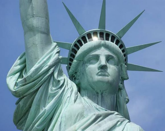 The Statue of Liberty, The Statue of Liberty