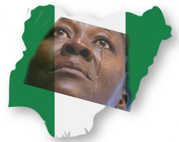 THE WEEPING MOTHER, NIGERIA: THE WEEPING MOTHER AND THE BIBLICAL RACHEL THAT WEEPS FOR HER KIDS