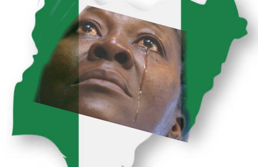 NIGERIA: THE WEEPING MOTHER AND THE BIBLICAL RACHEL THAT WEEPS FOR HER KIDS