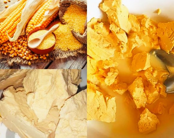 HOW TO PROCESS PAP, HOW TO PROCESS PAP (OGI, AKAMU) FROM MAIZE