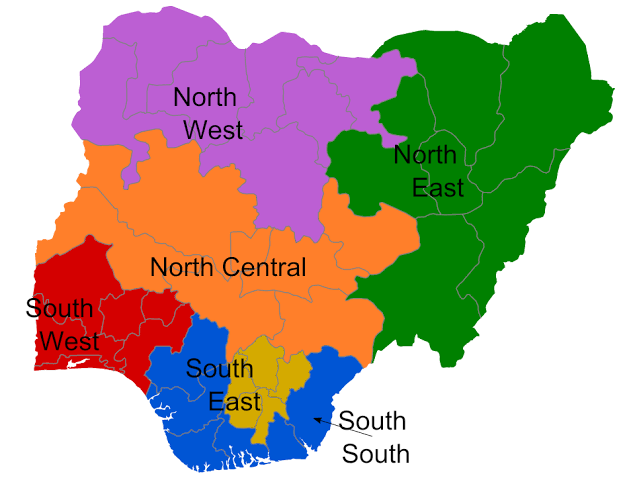 REGIONAL SECURITY THE BEST APPROACH TO SECURING LIVES AND PROPERTIES IN NIGERIA.