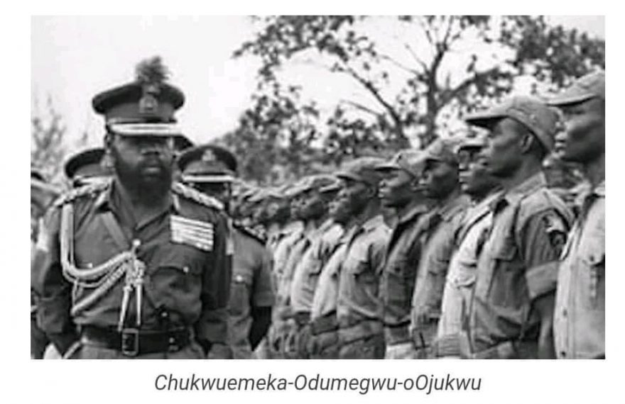 STRUGGLES AND MARGINALIZATION OF THE IGBOS SINCE THE END OF THE CIVIL WAR