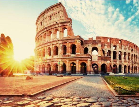 The Colosseum, The Colosseum of Rome