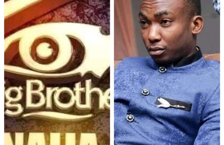 """I BLOCKED BIG BROTHER CHANNEL FROM MY DECODER"" - EVANGELIST GOSPEL AGOCHUKWU"